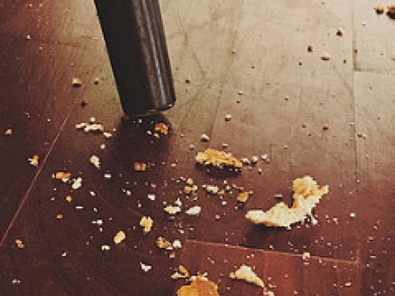 Crumbs in the Pantry… and a Seasonal Change